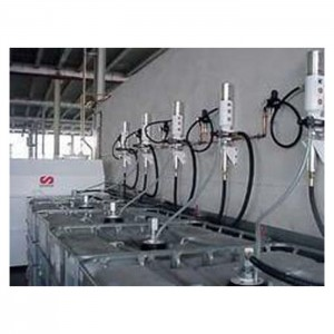 AIR OPERATED OIL PUMPS