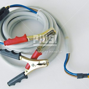 Electric cable included