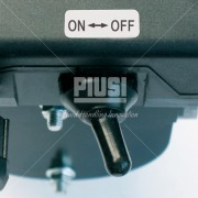 On-off switch included