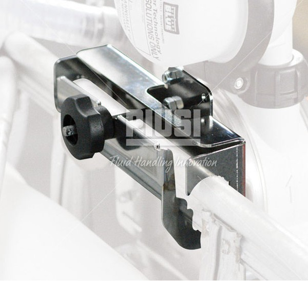 aneka perkasa masindo PIUSI HAND PUMP SIDE VERSION with filter Steel support IBC brachet